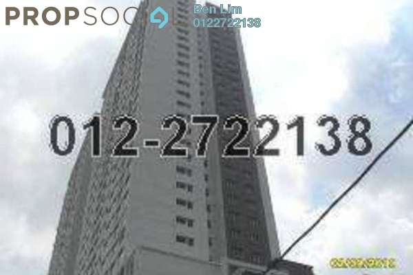 For Rent Condominium at Axis SoHu, Pandan Indah Leasehold Fully Furnished 1R/1B 1.8k