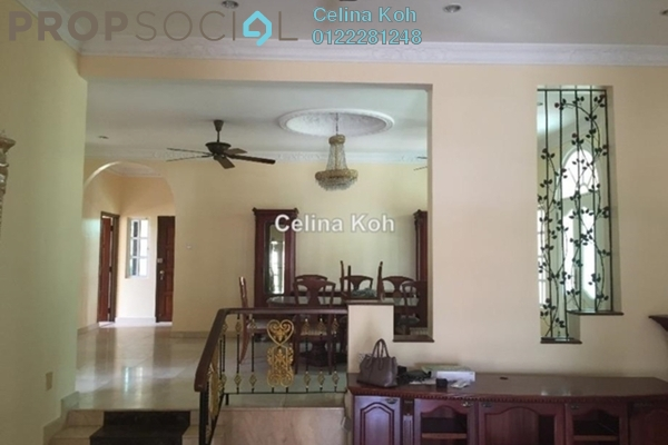 For Rent Bungalow at Valencia, Sungai Buloh Leasehold Semi Furnished 4R/4B 7k