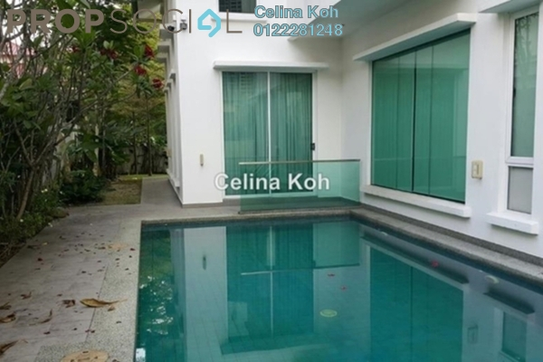 For Rent Bungalow at Tropicana Indah, Tropicana Leasehold Semi Furnished 5R/6B 15k