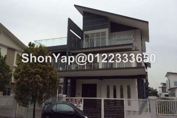For Sale Bungalow at Grandville, UEP Subang Jaya Leasehold Fully Furnished 8R/7B 3.48m