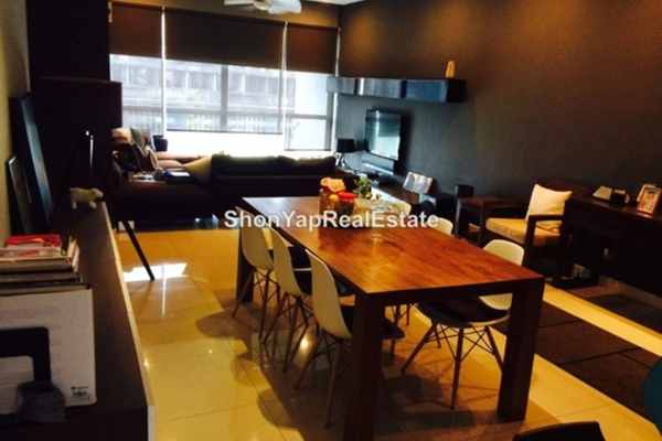 For Sale Condominium at Amaya Saujana, Saujana Freehold Fully Furnished 3R/3B 1.25m