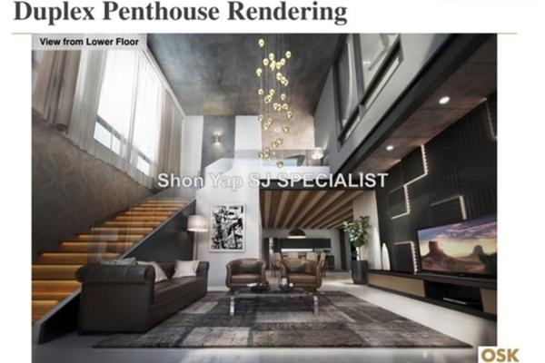 For Sale Condominium at You One, UEP Subang Jaya Freehold Unfurnished 4R/4B 1.5m