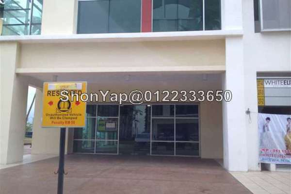 For Sale Shop at Setia Avenue, Setia Alam Freehold Unfurnished 0R/0B 2.2m
