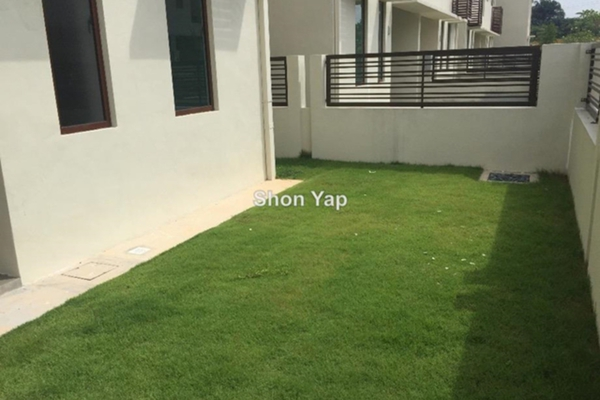 For Rent Superlink at Temasya Sinar, Temasya Glenmarie Freehold Semi Furnished 4R/5B 3.5k
