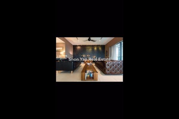 For Rent Condominium at Zehn Bukit Pantai, Bangsar Leasehold Fully Furnished 4R/4B 10k