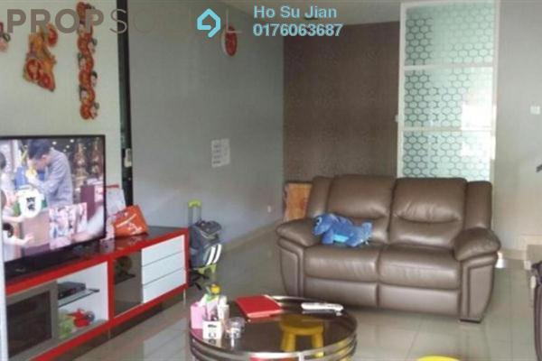 For Sale Terrace at Hillpark, Semenyih Freehold Semi Furnished 4R/3B 650k