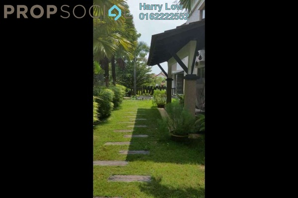 For Sale Bungalow at Kota Kemuning Hills, Kota Kemuning Freehold Fully Furnished 7R/6B 4.2m