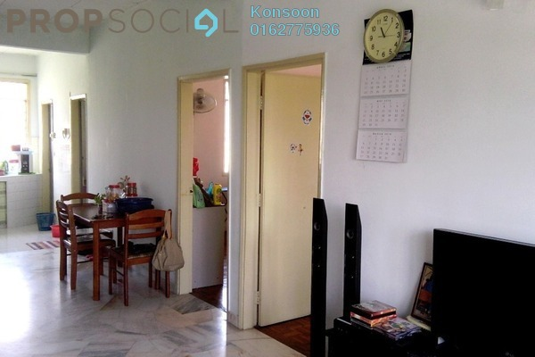For Sale Apartment at Goodyear Court 1, UEP Subang Jaya Freehold Semi Furnished 3R/2B 390k