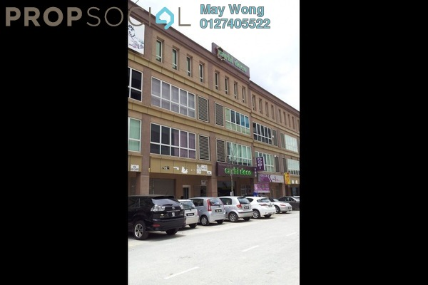 For Sale Office at The Strand, Kota Damansara Leasehold Semi Furnished 0R/0B 3.1m