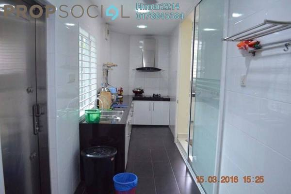 For Sale Semi-Detached at Desa Tiara, Kuchai Lama Freehold Fully Furnished 5R/5B 3.1m