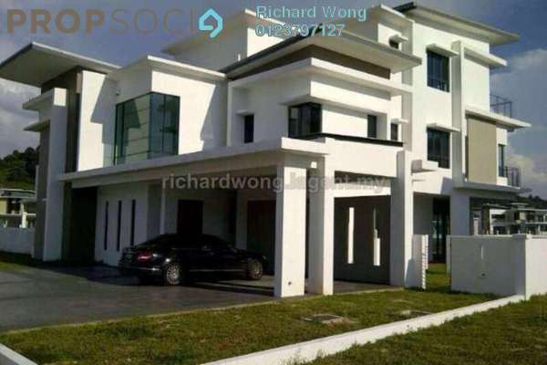 For Sale Bungalow at Cahaya SPK, Shah Alam Leasehold Unfurnished 6R/7B 3.7m