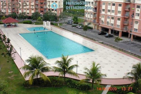 For Rent Condominium at Sri Hijau, Bandar Mahkota Cheras Freehold Unfurnished 3R/2B 900translationmissing:en.pricing.unit