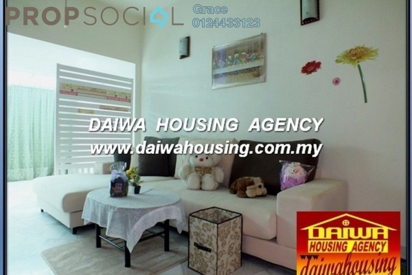 For Sale Apartment at Mutiara Upper East, Ampang Hilir Leasehold Fully Furnished 3R/2B 630k
