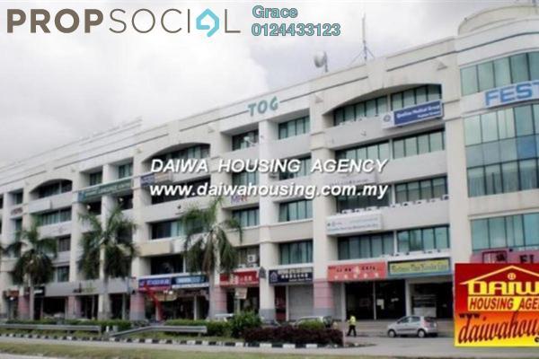 For Rent Shop at Krystal Garden, Bukit Jambul Leasehold Unfurnished 0R/0B 4.5k