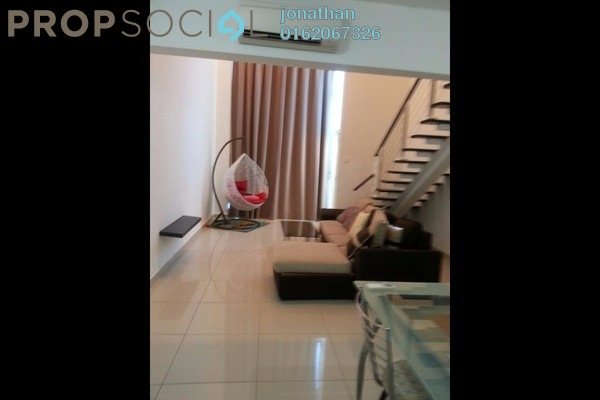 For Sale Duplex at The Scott Garden, Old Klang Road Freehold Fully Furnished 1R/2B 430k