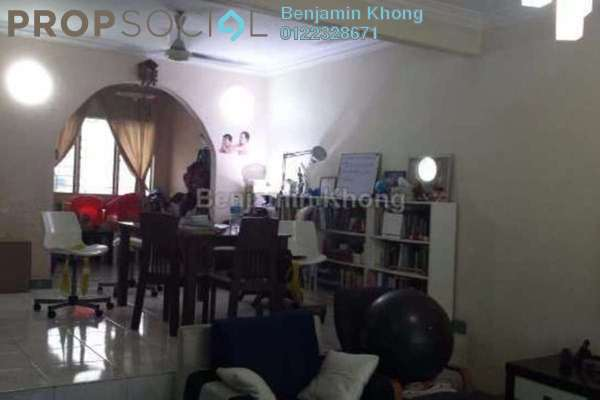 For Sale Terrace at Damansara Kim, Damansara Utama Freehold Fully Furnished 3R/2B 1.1百万
