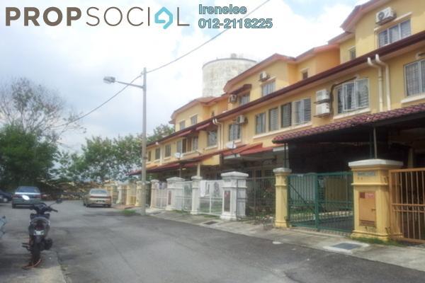 For Sale Townhouse at Taman Bukit Emas, Balakong Freehold Semi Furnished 3R/2B 338k