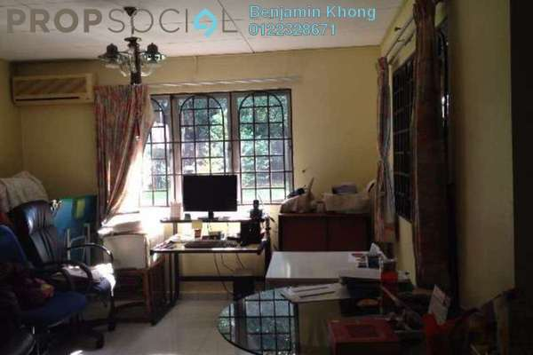 For Sale Terrace at Taman Menjalara, Bandar Menjalara Leasehold Fully Furnished 5R/4B 1.9m