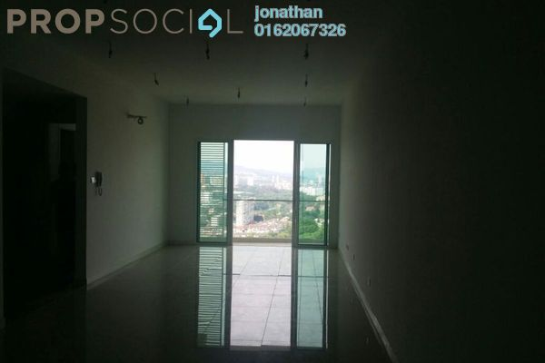 For Rent Condominium at Le Yuan Residence, Kuchai Lama Freehold Unfurnished 4R/3B 2.4k