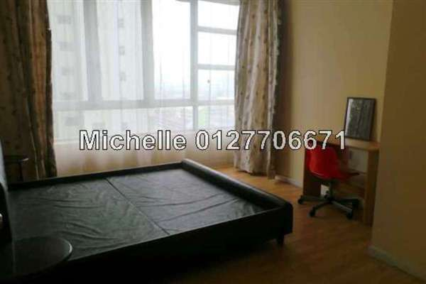 For Sale Condominium at The Tamarind, Sentul Freehold Semi Furnished 3R/2B 720k