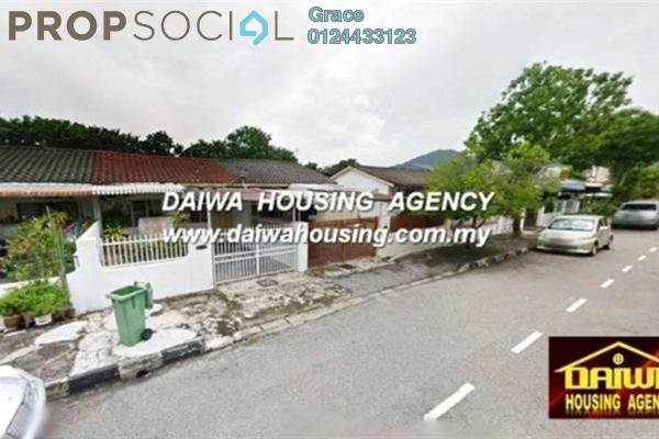 For Sale Terrace at Jalan Tasik Selatan, Bandar Tasik Selatan Freehold Unfurnished 3R/1B 720k