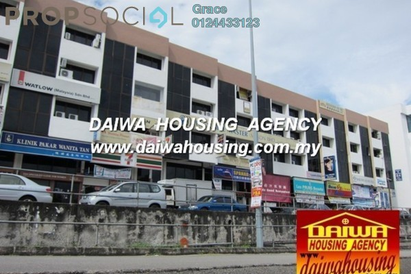For Rent Shop at Jalan Tasik Selatan, Bandar Tasik Selatan Freehold Unfurnished 0R/2B 4k