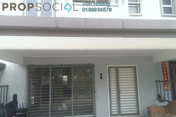 For Rent Terrace at Seksyen 9, Bandar Mahkota Cheras Freehold Unfurnished 5R/4B 1.8k
