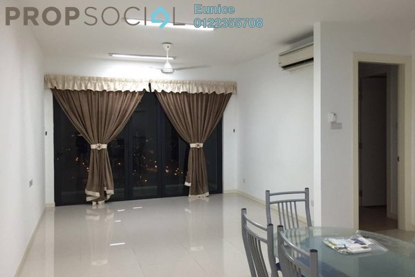 For Sale Condominium at Gembira Residen, Kuchai Lama Freehold Semi Furnished 3R/2B 760k