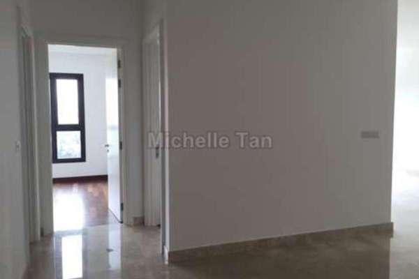 For Rent Condominium at Sastra U-Thant, Ampang Hilir Freehold Semi Furnished 3R/4B 8.5k