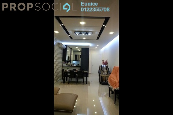 For Sale Condominium at Le Yuan Residence, Kuchai Lama Freehold Fully Furnished 3R/3B 1m