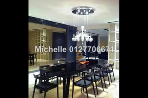 For Rent Condominium at Cendana, KLCC Freehold Fully Furnished 4R/5B 13.5k