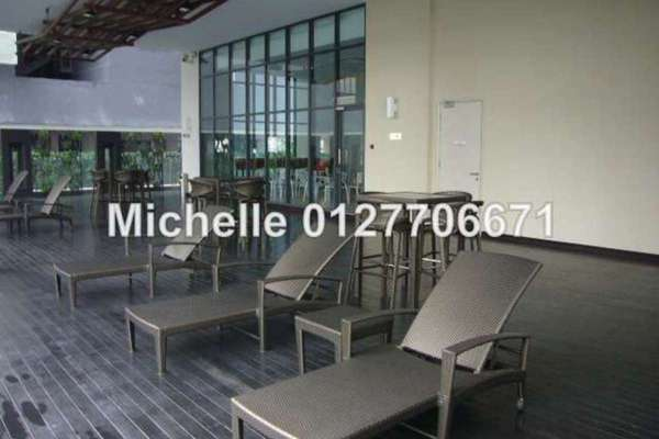For Rent Condominium at Laman Ceylon, Bukit Ceylon Freehold Fully Furnished 1R/1B 3k