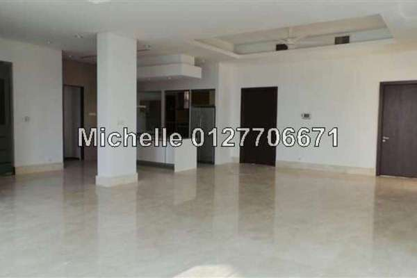 For Rent Condominium at Gallery U-Thant, Ampang Hilir Freehold Semi Furnished 3R/3B 12k