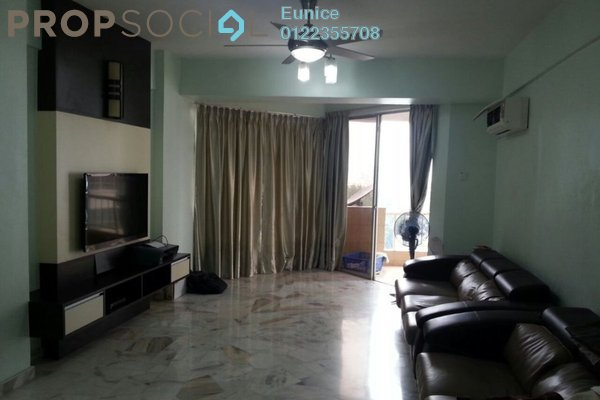 For Sale Condominium at Desa Gembira, Kuchai Lama Freehold Fully Furnished 3R/2B 520k