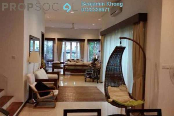 For Sale Semi-Detached at Villa Manja, Bandar Menjalara Freehold Semi Furnished 5R/5B 3.2m