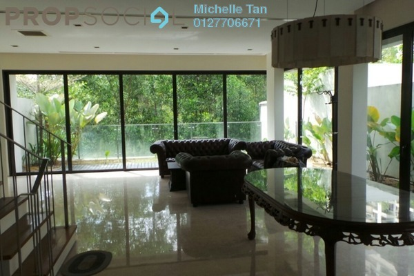 For Rent Villa at Kenny Heights Sanctuary, Kenny Heights Freehold Semi Furnished 4R/5B 12.0千