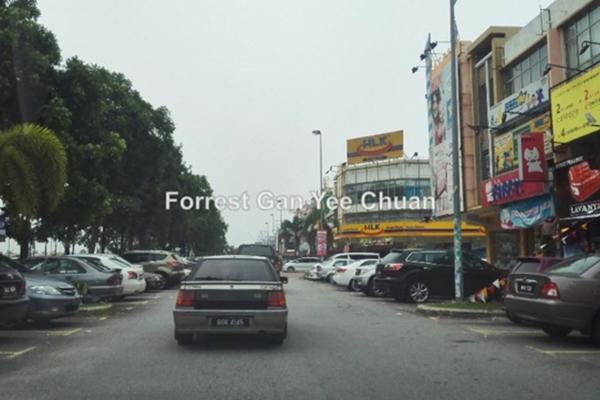For Rent Shop at Bandar Botanic, Klang Freehold Unfurnished 0R/0B 6k