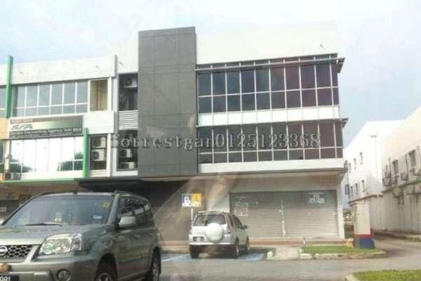 For Rent Shop at Bandar Botanic, Klang Leasehold Unfurnished 0R/1B 4k