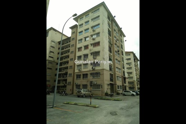 For Sale Apartment at Puchong Permata 1, Puchong Leasehold Unfurnished 3R/2B 250k