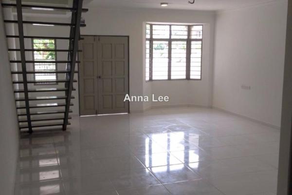 For Sale Terrace at Taman Klang Indah, Klang Freehold Semi Furnished 4R/3B 365k