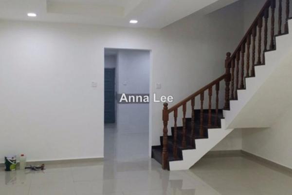 For Sale Terrace at Taman Sri Andalas, Klang Leasehold Semi Furnished 3R/3B 450k