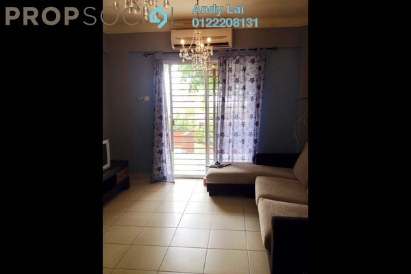 For Rent Apartment at Fortune Park, Kepong Leasehold Fully Furnished 3R/2B 1.95k