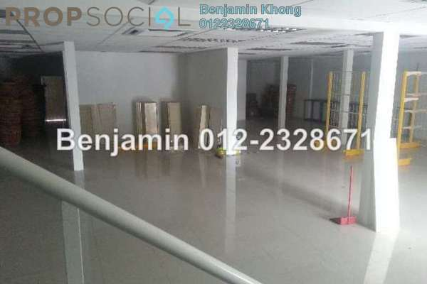 For Rent Shop at Kepong Baru, Kepong Freehold Unfurnished 0R/0B 12k