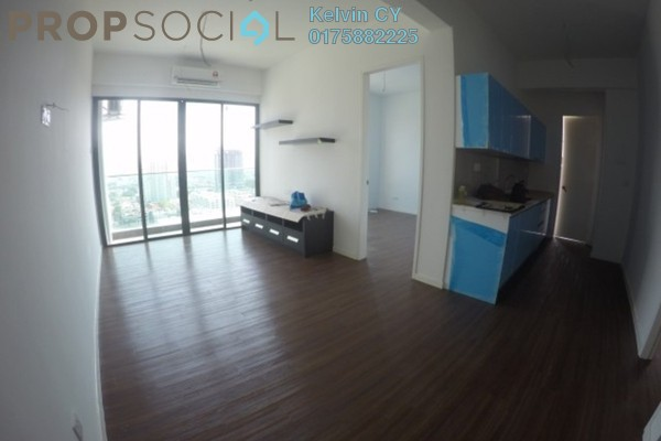 For Rent SoHo/Studio at Kelana Damansara Suite, Kelana Jaya Freehold Semi Furnished 2R/2B 2.1k