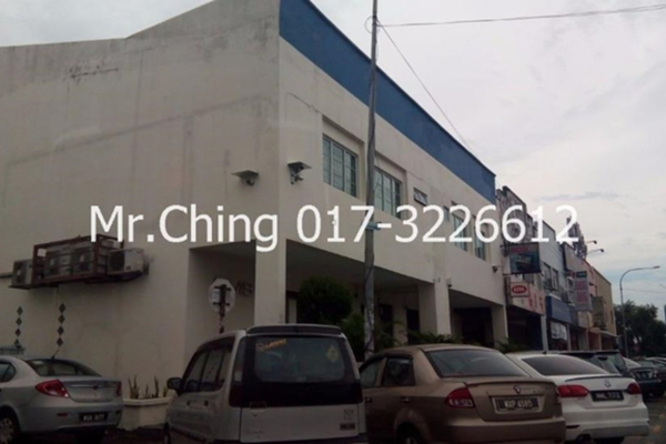 For Sale Factory at USJ 7, UEP Subang Jaya Freehold Unfurnished 0R/0B 2.8m