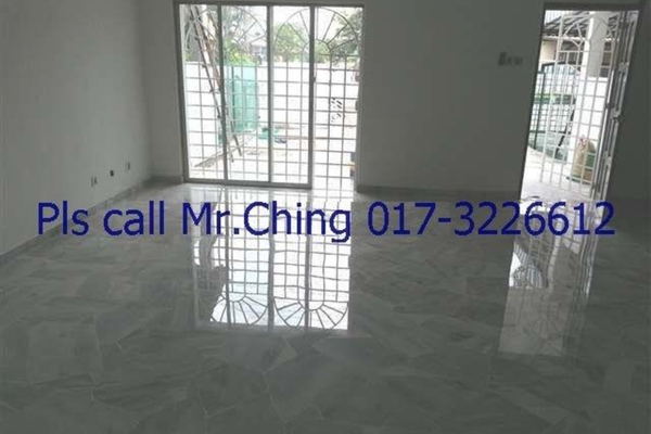 For Sale Terrace at USJ 12, UEP Subang Jaya Freehold Semi Furnished 4R/3B 698k