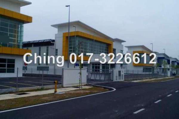 For Rent Factory at Putra Industrial Park, Puchong Freehold Unfurnished 6R/9B 41k