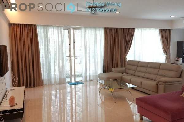 For Rent Condominium at Kiaraville, Mont Kiara Freehold Fully Furnished 4R/5B 11k