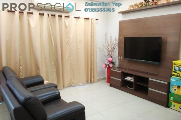 For Sale Terrace at Taman Kajang Impian, Kajang Freehold Semi Furnished 4R/3B 670k