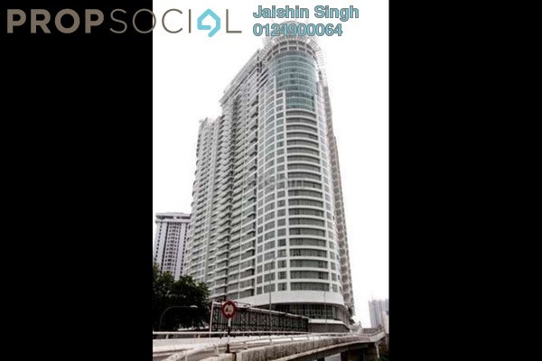 For Rent Serviced Residence at Regalia @ Jalan Sultan Ismail, Kuala Lumpur Freehold Semi Furnished 2R/1B 2.8k